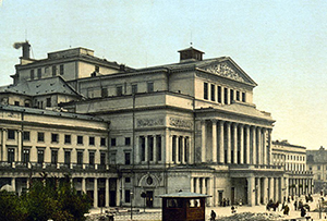 Teat Wielki - The National Theater in Warsaw