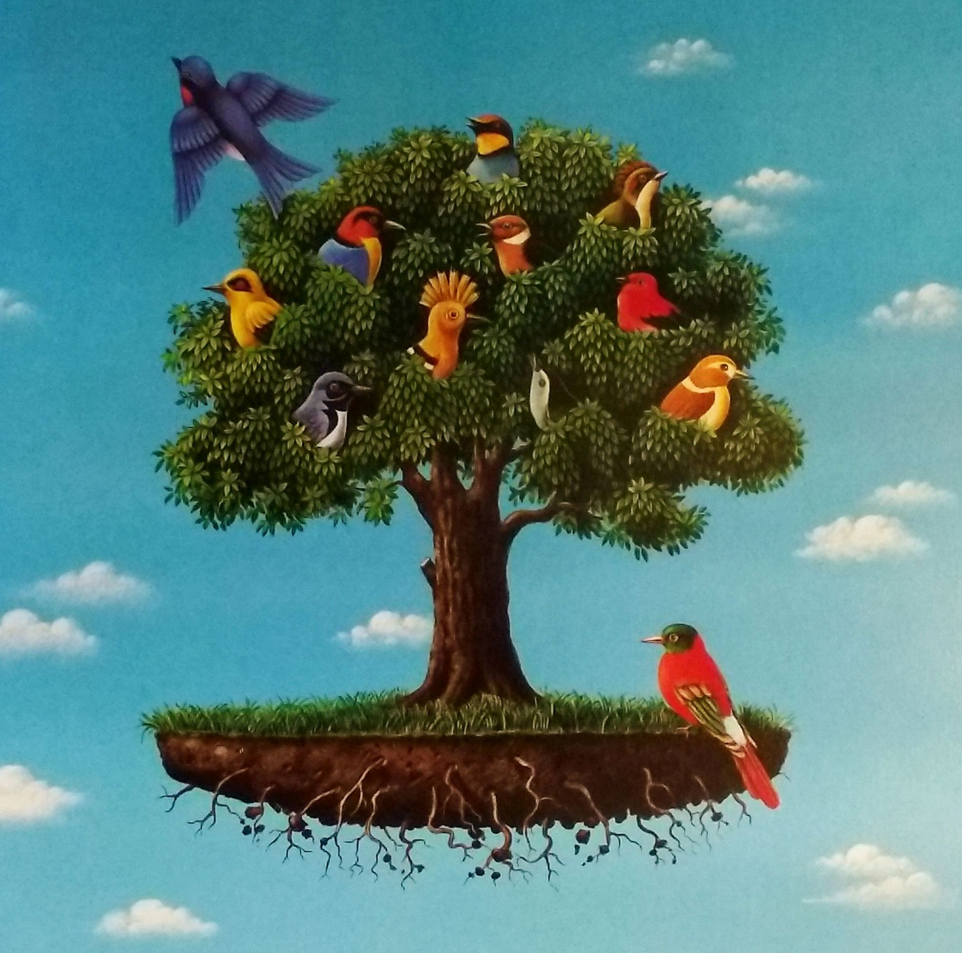 Rafal Olbinski IS POST-SURREALISM EVEN A THING?